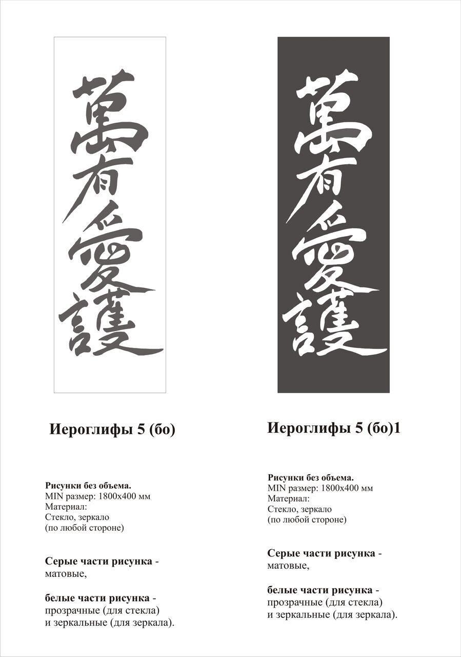 Поцелуями, китайские надписи с переводом картинки